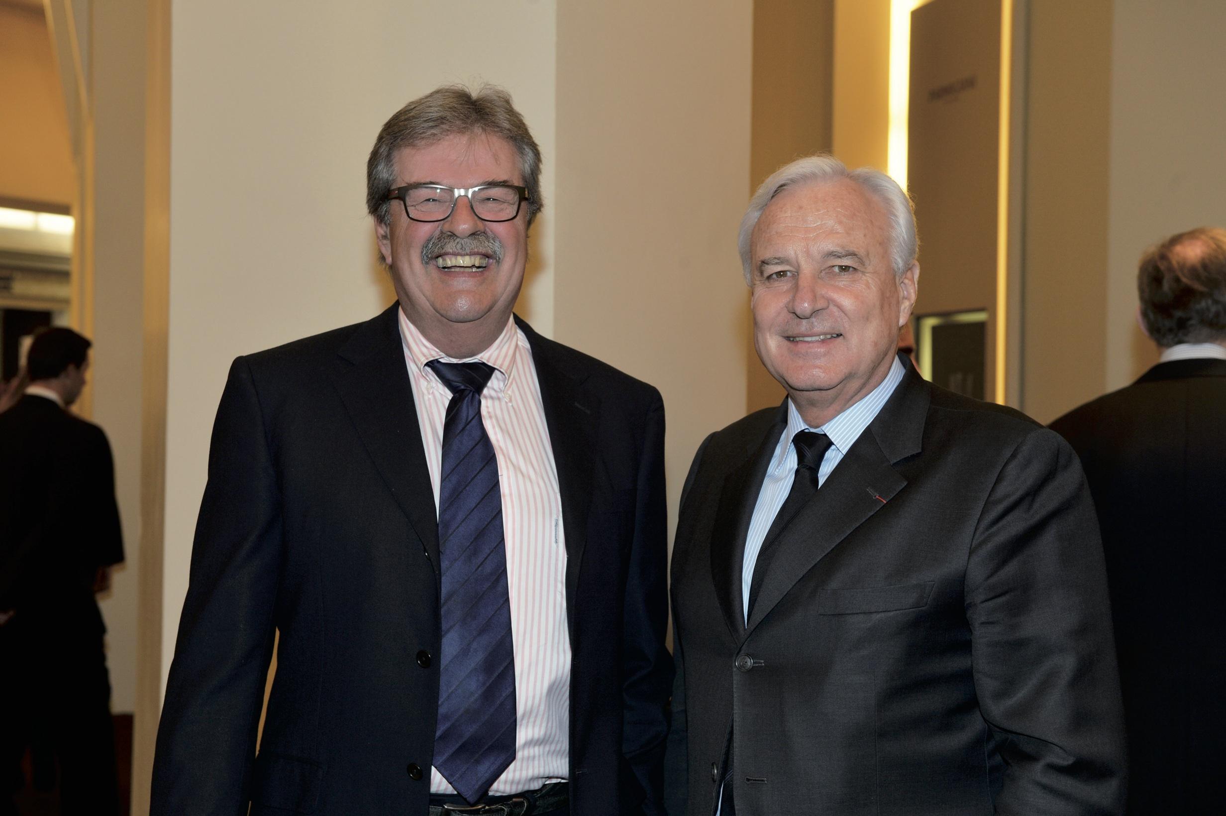 Johan Rupert CEO Richemont Group