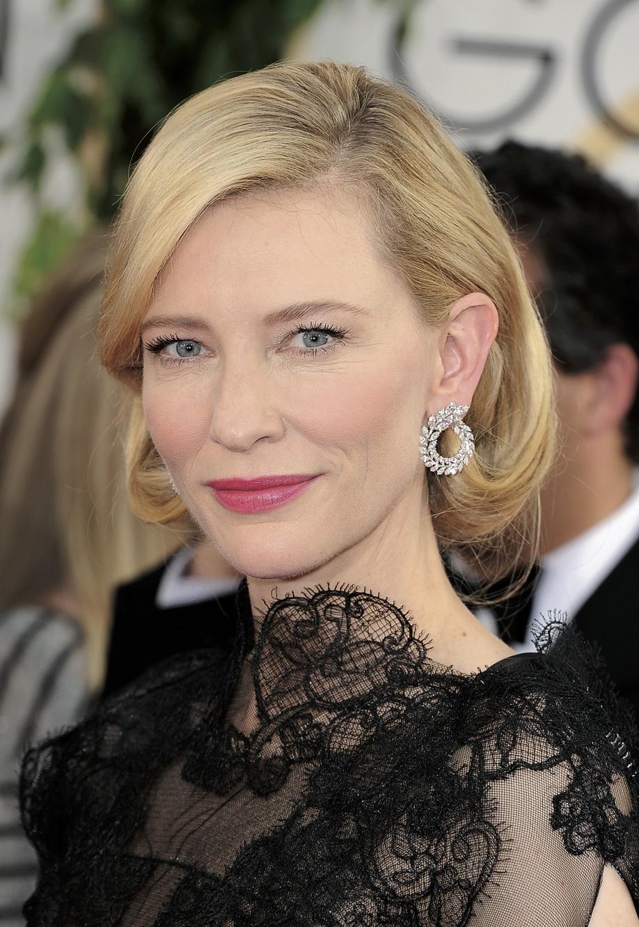 Cate Blanchett in Chopard.