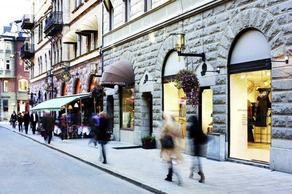 Bibloteksstaden has a generous selection of fantastic watch stores.